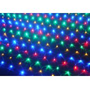Rede 320 Leds Coloridos c/ Sequencial - Enfeite Natal 2,50 Mts x 1,50 Mts. - Magazine Legal