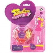 Brinquedo Kit Brilho Labial Para Bonecas Penélope Charmosa CBRN09329