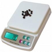 Balança Digital de Precisão Cozinha Comércio 10 kg Conta Peças CBRN02573