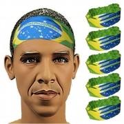 Bandana Faixa Copa do Mundo 5 PARES CBRN06090