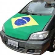 Bandeira Brasil Copa Mundo Capo Carro 110x150cm YDH-BR0017