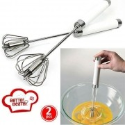 Batedor Manual Mixer Better Beater kit 2 peças MMX-10