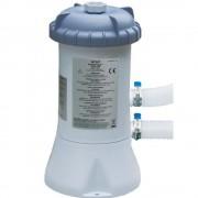 Bomba Filtrante Para Piscinas Intex 110v 2006 Lts/h + Filtro modelo Krystal Clear 603
