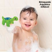 Brinquedo Inflável Aquático Intex Dinossauro 58590 PUFFN PLAY