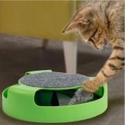 Brinquedo Para Gatos Arranhador Pegue O Rato CBR03266