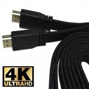 Cabo HDMI 3 metros Ethernet V 1.4 4k Ultra Hd 3D CBRN05260