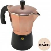 Cafeteira Italiana de Alumínio 9 Xícaras Rose CBRN08988