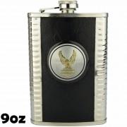 Cantil Porta Bebida Aço Inox 266 ML Gavião CBRN11681