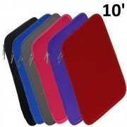 Capa Case para tablet 10 Polegadas Neoprene 6mm