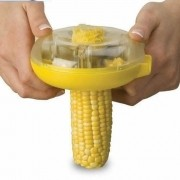 Descascador e Debulhador de Milhos Corn Kerneler Amarelo CBR1003