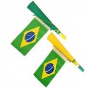 Corneta com Bandeira Copa do Mundo YDHSZ-8251