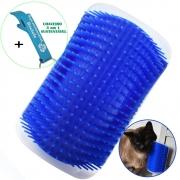 Escova de Parede Brinquedo Para Gatos com Catnip + Chaveiro CBRN18512