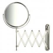Espelho De Parede Sanfonado Dupla Face Aumento 300% CBRN10592
