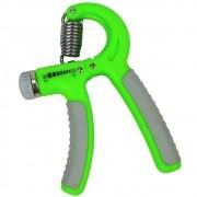 Hand Grip exercitador para mãos punho emborrachado CBR04232 verde
