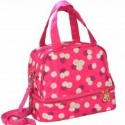 Necessaire Feminina Bolsa Térmica Pink CBRN06304
