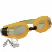 Óculos de Natação Infantil Amarelo CBRN15252