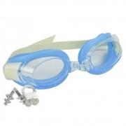 Óculos de Natação Infantil Azul Claro CBRN15269