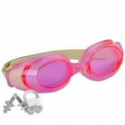 Óculos de Natação Infantil Rosa CBRN15290