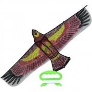 Pipa em Poliéster 3D com Linha Nylon Águia Modelo 2 CBRN14750