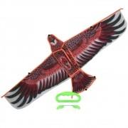 Pipa em Poliéster 3D com Linha Nylon Águia Modelo 3 CBRN14767