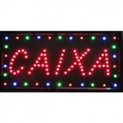 Placa Led Quadro Letreiro Luminoso Decorativo Caixa 1600