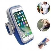 Suporte de Braço Para Celular Azul CBRN08766