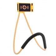 Suporte Para Celular Articulado Pescoço Amarelo CBRN06427