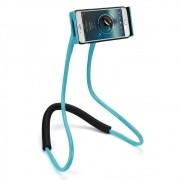 Suporte Para Celular Articulado Pescoço Azul CBRN06434