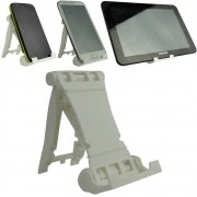 suporte para celular, Tablet, E-book, Branco CBRN02139