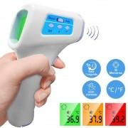 Termômetro Digital Infravermelho De Testa Medidor Temperatura CBRN14064