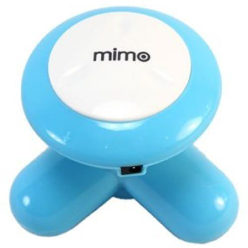 Mini Massageador USB ou Pilhas MIMO B03 colorido CD 17223-6