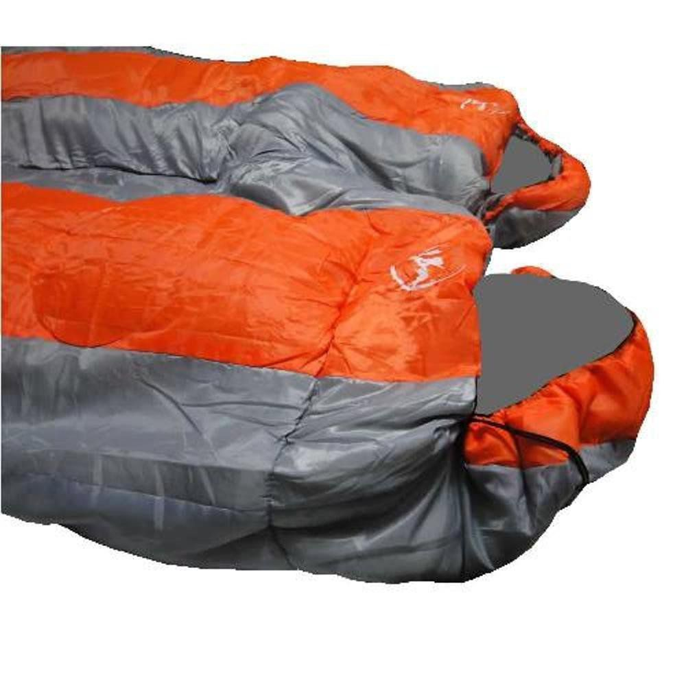 Saco de Dormir -5°C à +10ºC Poliéster Estilo Casal CBR01033