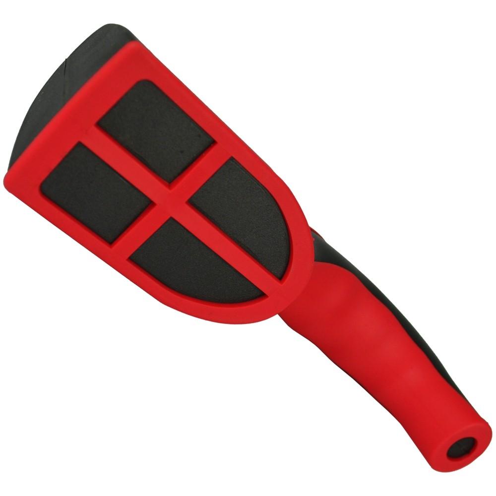 Afiador Amolador Manual de Facas Diamantado Vermelho CBRN15597