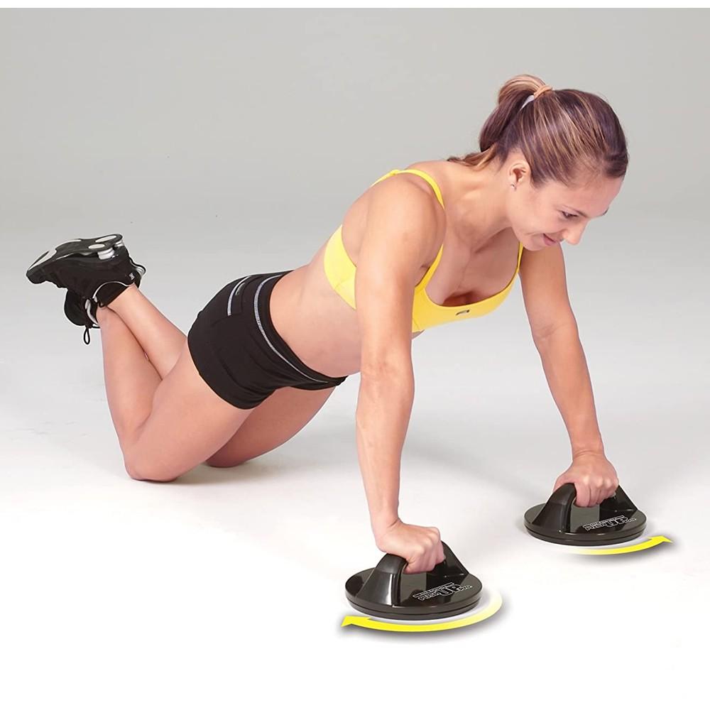 Aparelho Exercício Rotativo Push UP Pro Profissional CBR01067