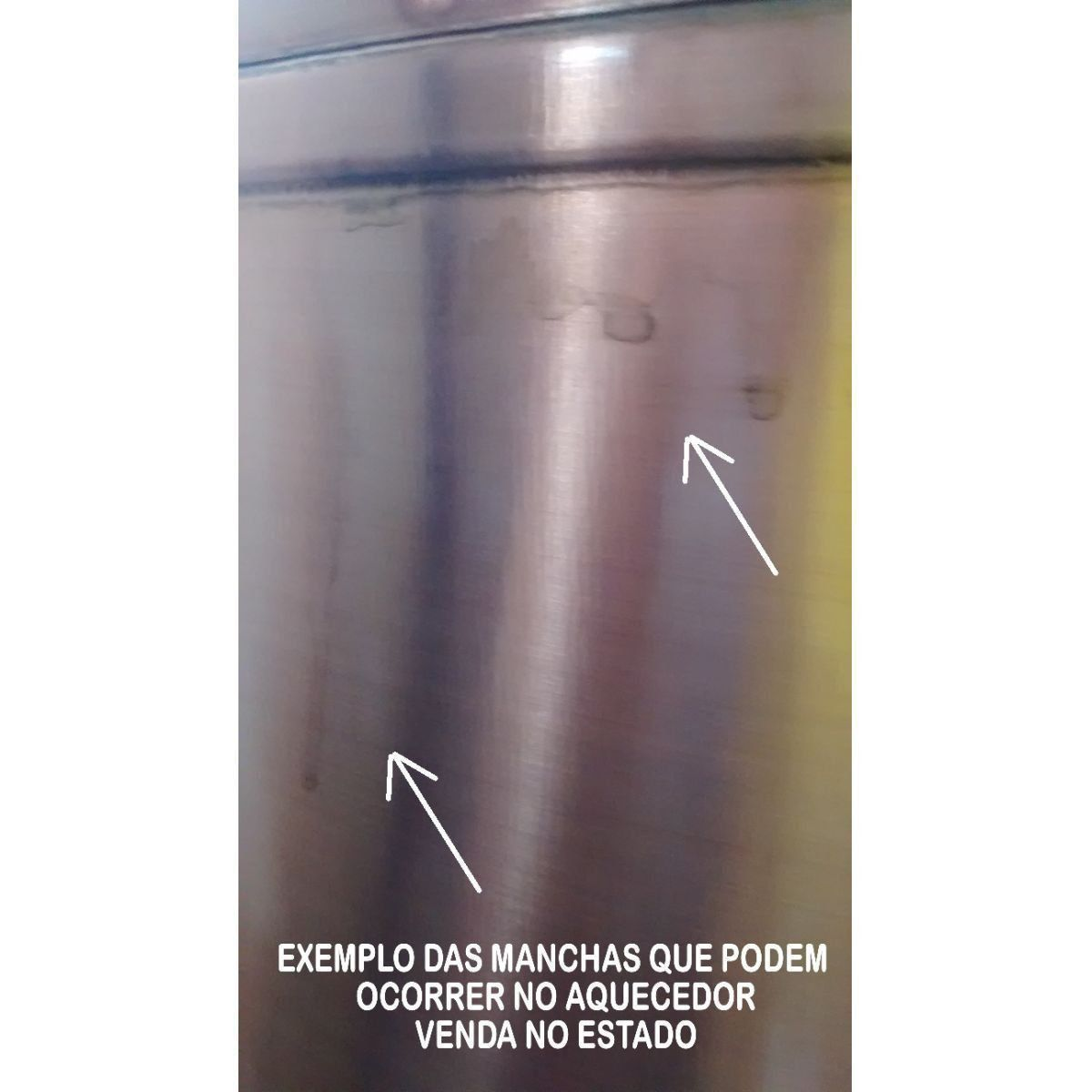 Aquecedor de ambiente Externo a Gás YR-103 BRONZE 1696 VENDA PROMOCIONAL NO ESTADO