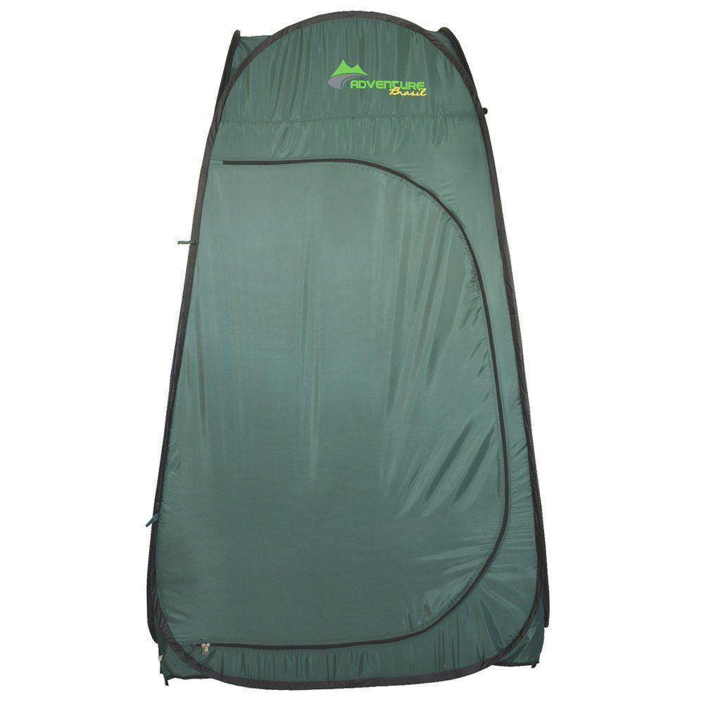 Barraca Pop UP automatica Provador roupas cabine Bronzeamento verde CBR02931