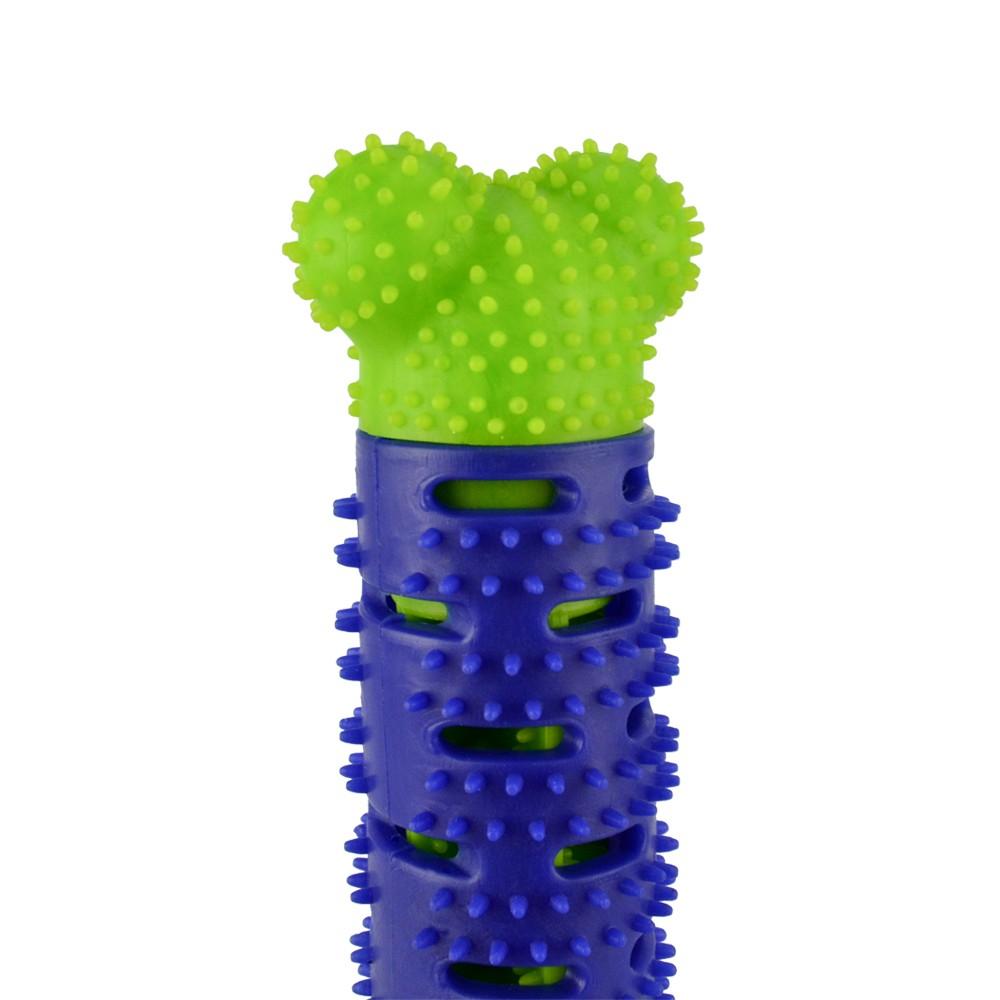 Brinquedo Mordedor Osso Escova Anti Tártaro CBRN14491
