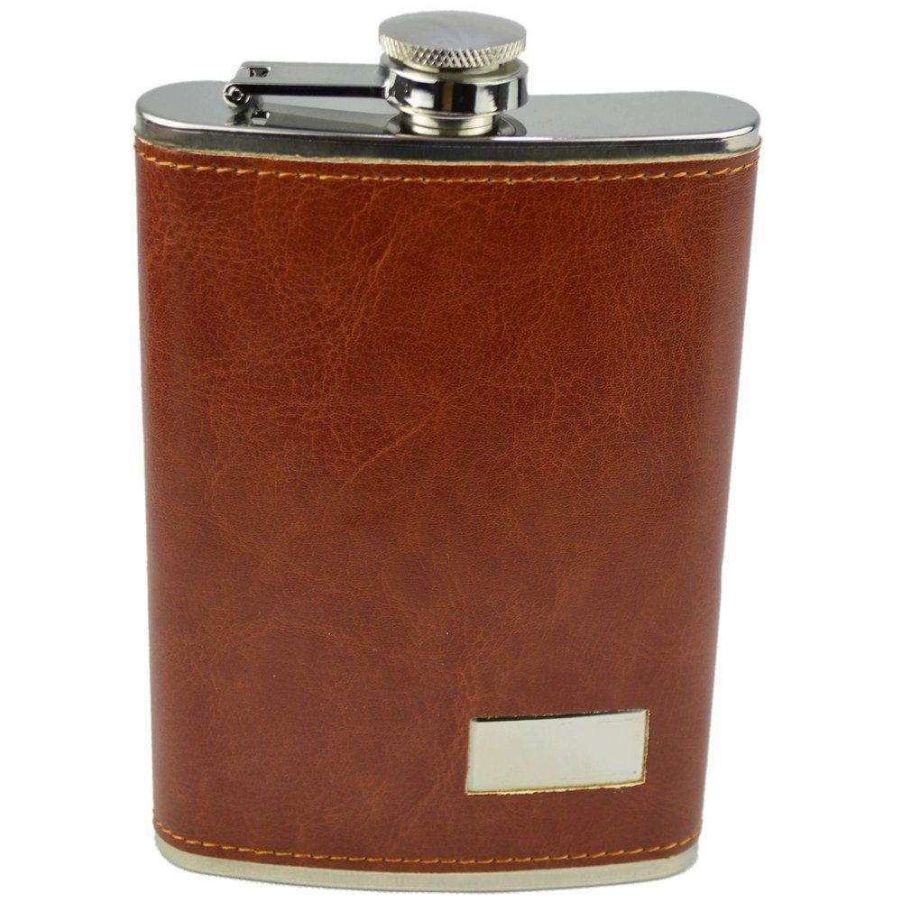 Cantil De Bolso Porta Bebida Whisky Bússola CBRN09039