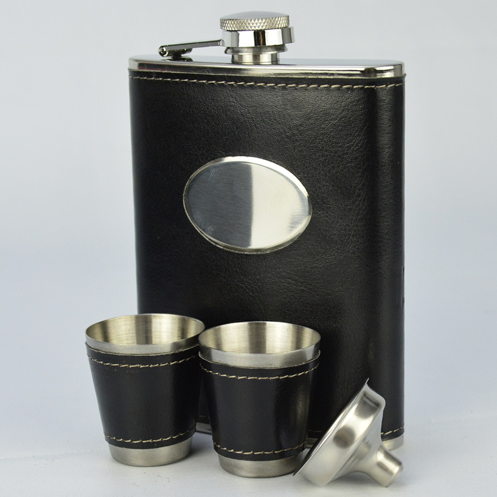Cantil De Bolso Porta Bebida Whisky Caneta CBRN113739