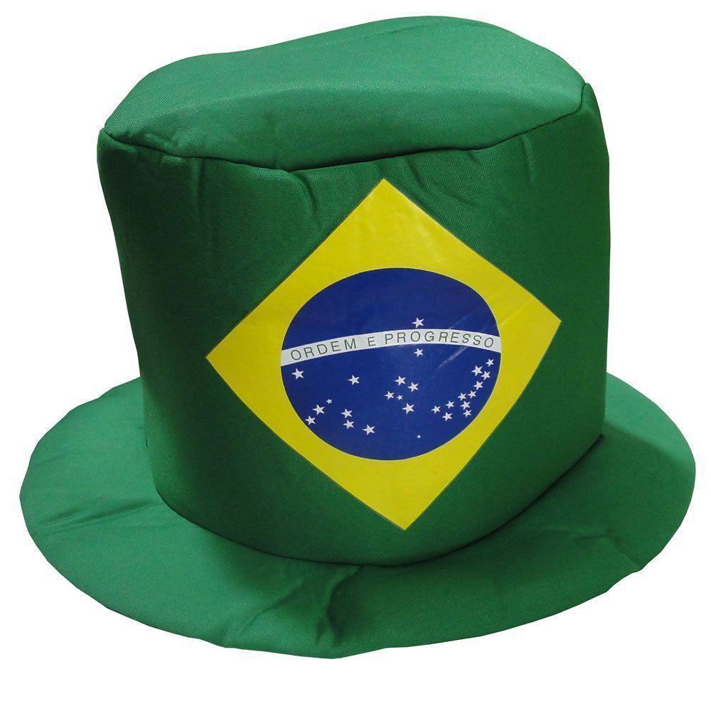 Cartola Torcida do Brasil Copa do Mundo YDHSZ-8100