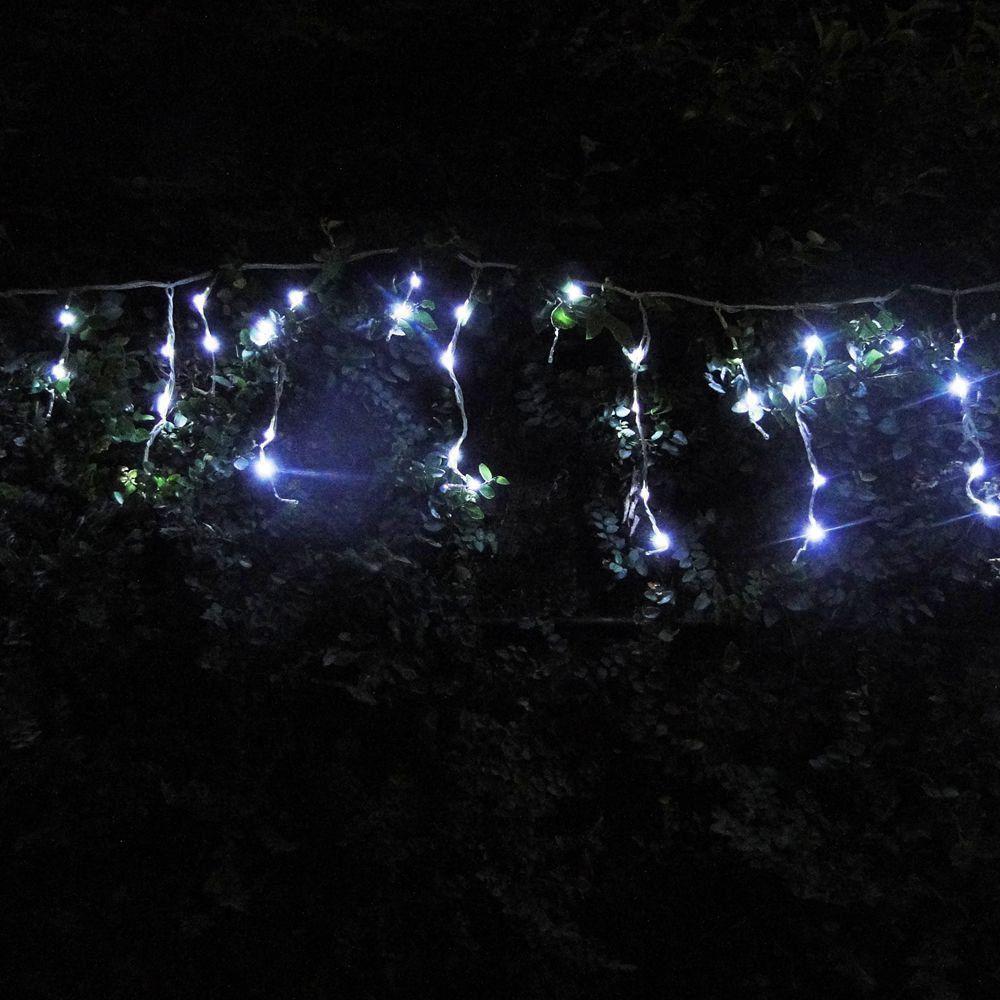 Cascata Luminosa 150 LEDs Branco 220v 3,6m 1314