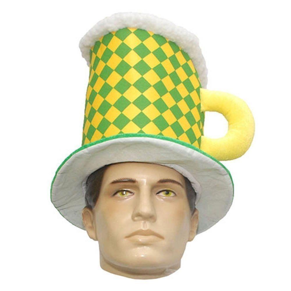 Chapéu Caneca Copa do Mundo 3 PEÇAS CBRN06038