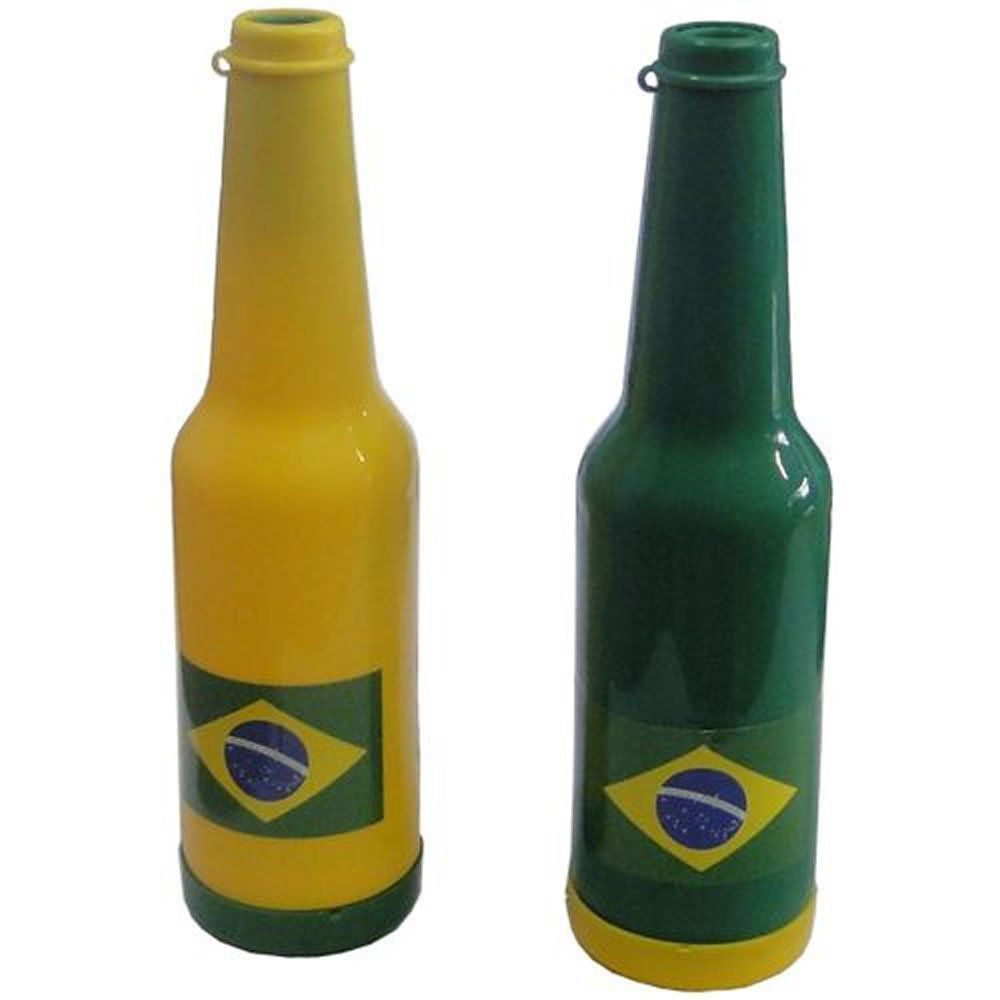 Corneta Garrafa Copa do Mundo Torcida Brasil 0699