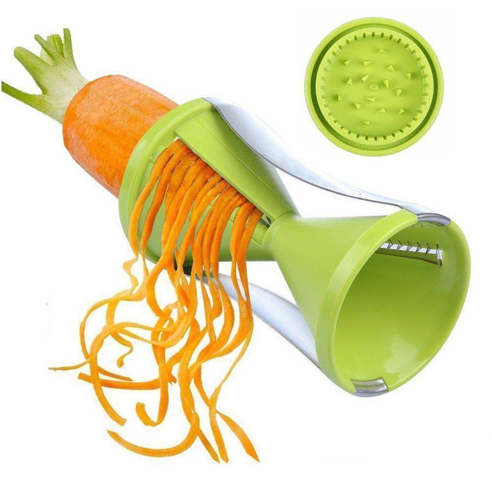 Cortador De Legumes ralador descascador em espiral CBR03358