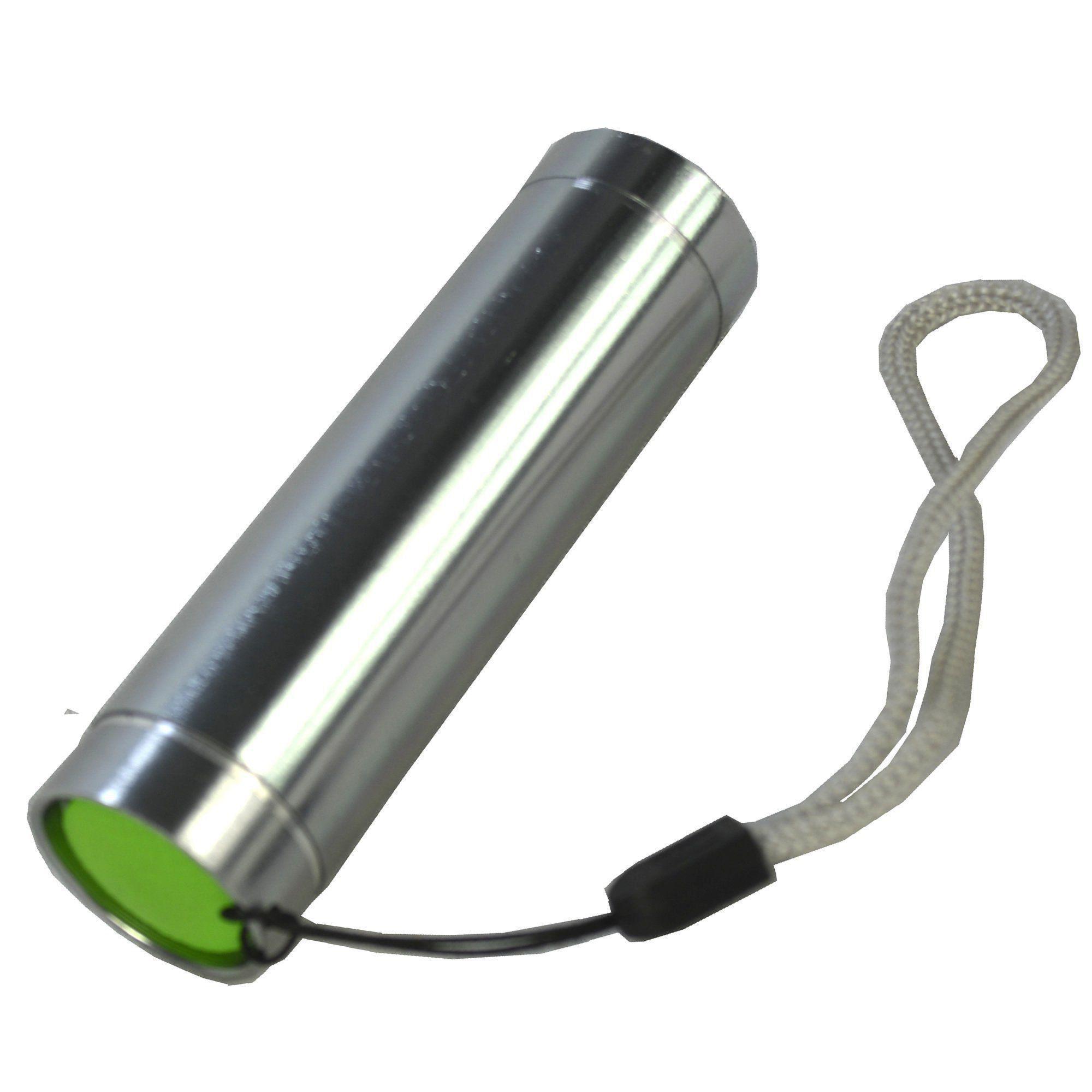 Detector de Dinheiro Falso Escorpião Portátil Prata Kit 5 Peças CBRN07257