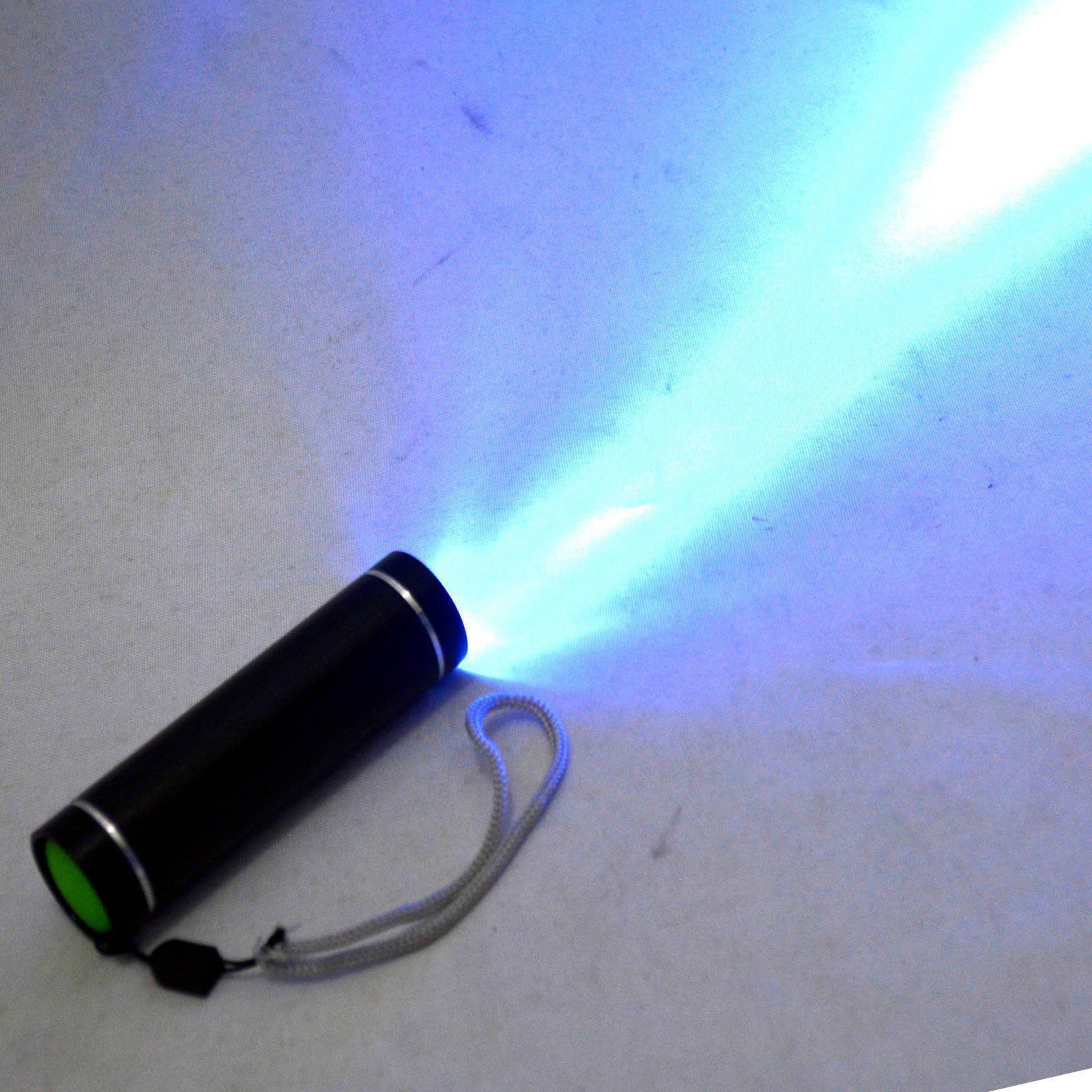 Detector de Dinheiro Falso Escorpião Portátil Preto CBRN07233