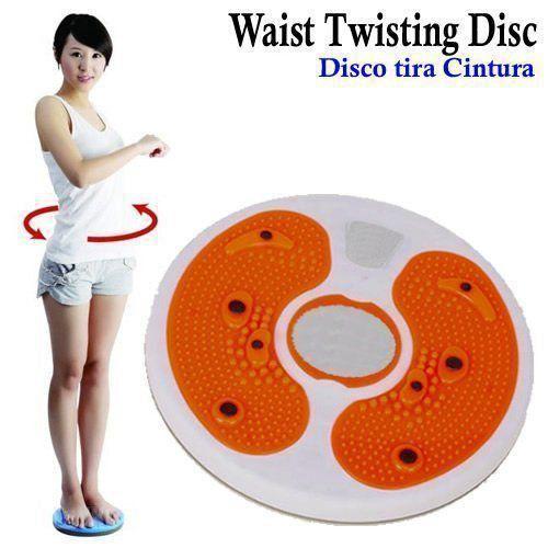 Disco de Exercício Corporal WAIST TWISTING Terapia Magnética CBR03099