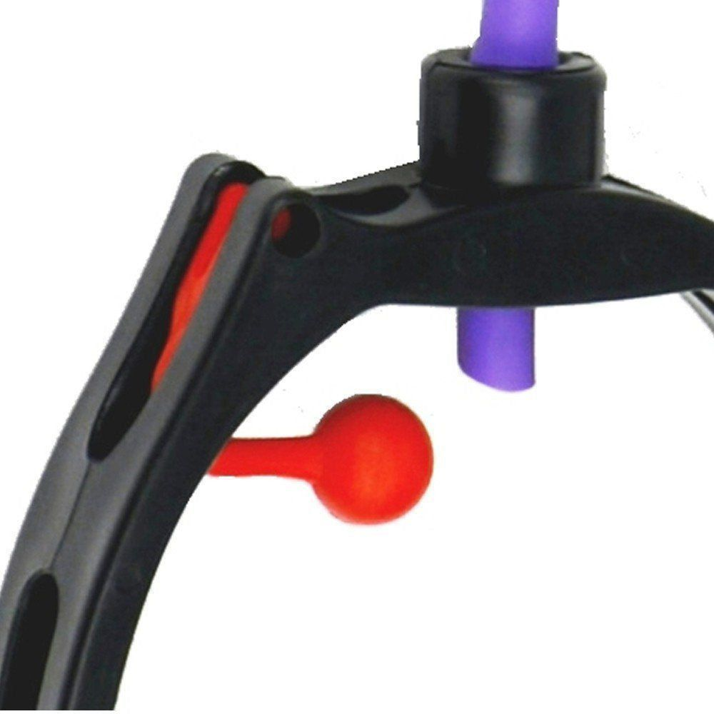 Extensor elástico para exercícios ginástica e musculação CBR03945