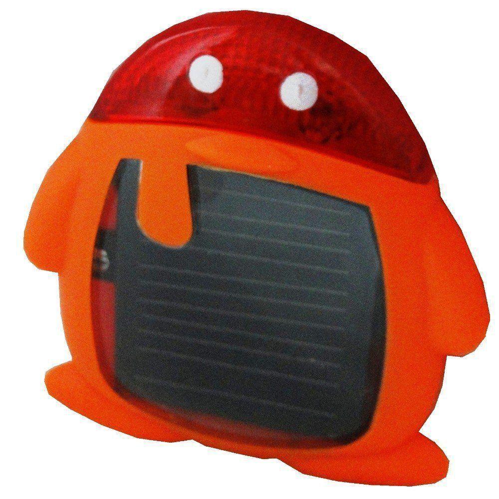 Farol de Bicicleta Pisca Pisca Energia Solar XL-808 CBR-1117