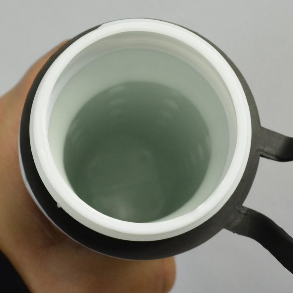 Garrafa de Água Com Borrifador Squeeze Caramanhola Cool B Preto CBRN12473